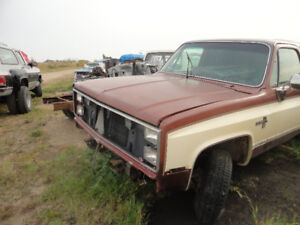 square body parts