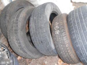 pneu hiver été 205-55r16,225-65r16,185-70r14