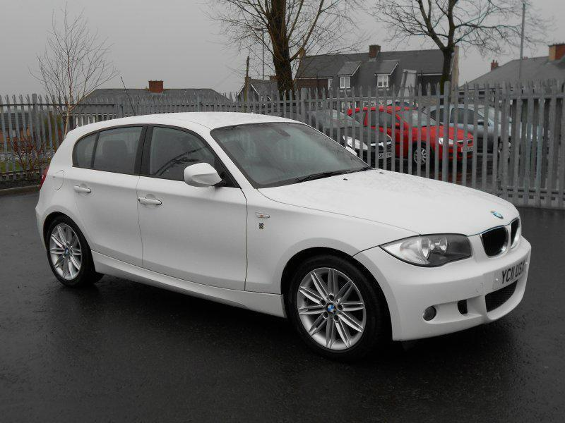 2011 bmw 1 series 2 0 118d m sport 5dr in larkhall south lanarkshire gumtree. Black Bedroom Furniture Sets. Home Design Ideas