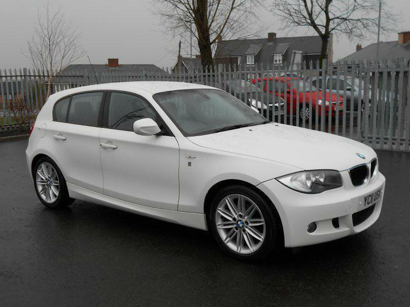 2011 bmw 1 series 2 0 118d m sport 5dr in larkhall. Black Bedroom Furniture Sets. Home Design Ideas