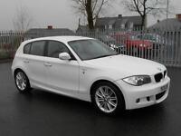 2011 BMW 1 Series 2.0 118d M Sport 5dr