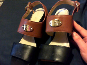 REAL COACH SANDALS! GOOD CONDITION