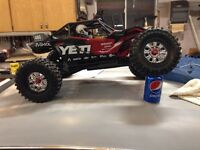 Wanted Hpi Axial Traxxas Losi RC trucks,cars, and parts