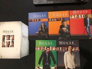 TV Seasons DVDs