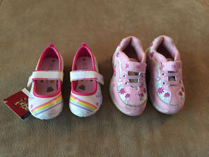 Girl Shoes, size 5 Toddler