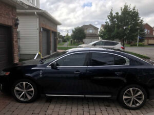 Fully Loaded Lincoln MKS 2009