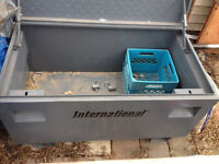 Roofing Material,Job Box, Snow Blower