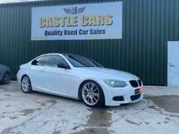 2011 BMW 3 Series 320d M Sport Coupe Coupe Diesel Manual