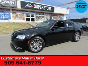 2017 Chrysler 300 Touring  LEATH NAV ROOF CAM HS REMOTE