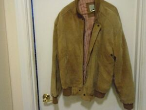 Man's Suede Jacket