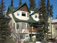 Canmore Mountain Retreat--1/4 ownership opportunity