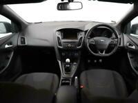 2018 Ford Focus 1.5 TDCi 120 ST-Line Navigation 5dr HATCHBACK Diesel Manual