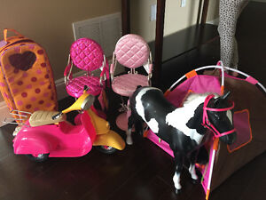 Our Generation doll accessories (American Girl)