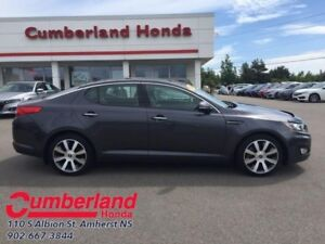 2013 Kia Optima EX Luxury  - Sunroof