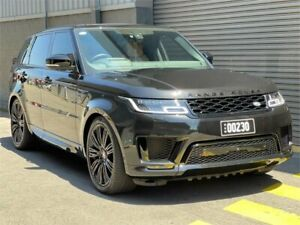2019 Land Rover Range Rover Sport L494 20MY Autobiography Dynamic Black 8 Speed Sports Automatic