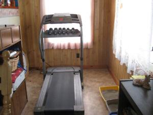 fold up treadmill