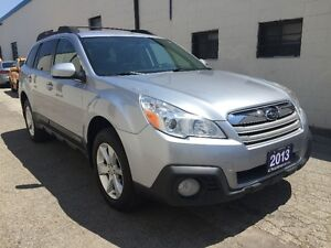 2013 SUBARU OUTBACK PREMIUM AWD 2.5L NO ACCIDENT