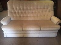 Parker Knoll 3 Seater Sofa - £999 when new - CAN DELIVER