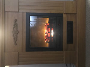 Beautiful Electric Fire Place