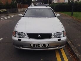 LEXUS GS300 128000 MILES AUTOMATIC READY TO BE DRIVEN AWAY.