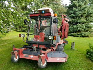 Toro 580 d rotary  commercial lawnmower