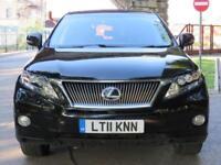 2011 11 LEXUS RX 3.5 450H SE-L 5D AUTO 249 BHP
