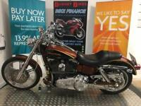 2016 57 HARLEY-DAVIDSON CVO 1803CC FXDS SUPERGLIDE 1800 DYNA ANNIVERSARY SPECIAL