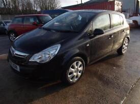 Vauxhalll Corsa 1.2i 16v ( 85ps ) ( a/c ) 2011MY Exclusiv 5 DOOR HATCH