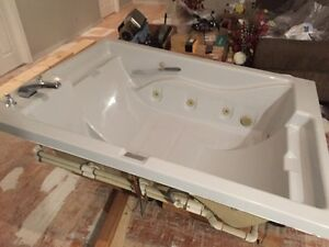 Need a sink toilet or shower great deals on plumbing in bathurst home ren - Jacuzzi 2 places exterieur ...
