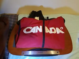 2010 Collectible Olympic Red Hoodie/Vest