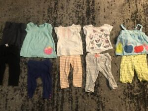 12-18 months girl clothing