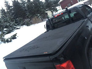 5 1/2 foot tonneau cover.