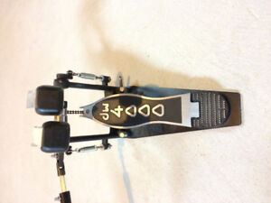 Drum Workshop 4000 Series Double Bass Drum Pedal - $300.00 OBO
