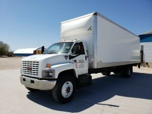 2003 GMC C85 Straight Truck for Sale