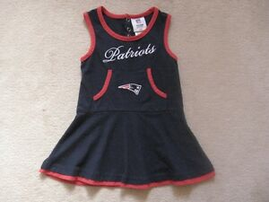 New England Patriots Toddler Dress