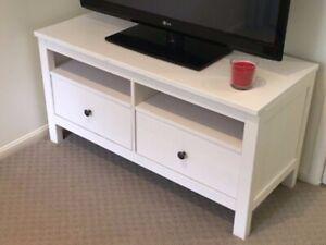 Ikea Hemnes TV cabinet / entertainment unit