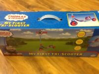 Thomas & Friends Scooter, brand new with box