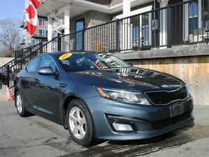 2015 Kia Optima LX / 2.4L I4 / Auto / RWD **Low KMs**