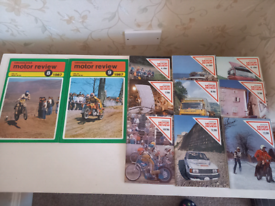 Motor Review Magazines