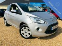 2013 13 FORD KA 1.2 EDGE 3D Low Mileage, Low Road Tax Low Insurance AIR CON