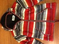 Laundromat wool sweater, medium size