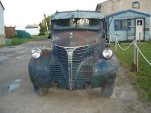 1938 Dodge Fargo Project