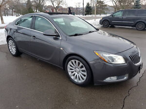 2011 Buick Regal CXL Like New Only 126 000KM