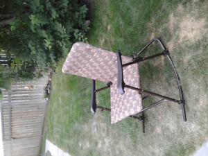 2 reclining chairs Camping world