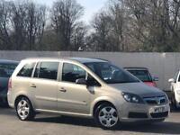 Vauxhall/Opel Zafira 2.2i 16v Direct Automatic Club [2008-57]