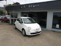 Fiat 500 1.2 POP 1242cc Full facilities, workshop etc.