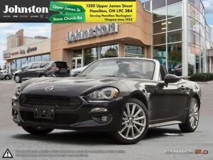 2017 Fiat 124 Spider Lusso  - Leather Seats - $102.43 /Wk