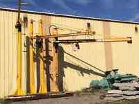1 Ton Cranes (FOUR)