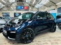 2018 BMW i3 33kWh S Auto (s/s) 5dr Range Extender Hatchback Petrol/Electric Hybr