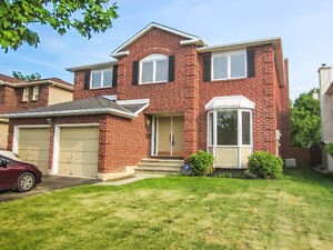 4 Bed 3 Bath Approx. 2900 Sq ft in Orleans Immediate Possession
